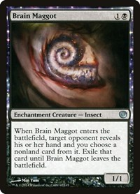 Brain Maggot, Magic: The Gathering, Journey Into Nyx