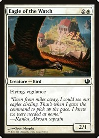 Eagle of the Watch, Magic: The Gathering, Journey Into Nyx
