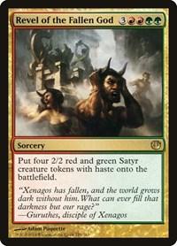 Revel of the Fallen God, Magic, Journey Into Nyx