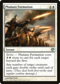 Phalanx Formation, Magic, Journey Into Nyx