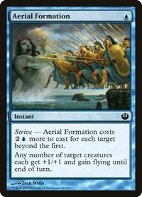 Aerial Formation, Magic: The Gathering, Journey Into Nyx