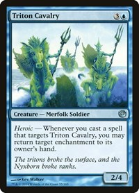 Triton Cavalry, Magic: The Gathering, Journey Into Nyx