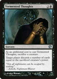 Tormented Thoughts, Magic: The Gathering, Journey Into Nyx