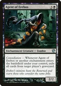 Agent of Erebos, Magic: The Gathering, Journey Into Nyx