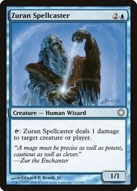 Zuran Spellcaster, Magic: The Gathering, Coldsnap Theme Deck Reprints