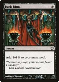 Dark Ritual, Magic: The Gathering, Coldsnap Theme Deck Reprints