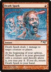Death Spark, Magic: The Gathering, Coldsnap Theme Deck Reprints