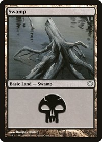 Swamp (377), Magic: The Gathering, Coldsnap Theme Deck Reprints