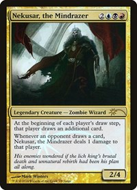 Nekusar, the Mindrazer, Magic: The Gathering, Judge Promos