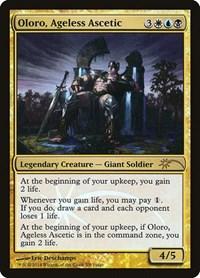 Oloro, Ageless Ascetic, Magic: The Gathering, Judge Promos