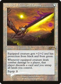 Sword of Feast and Famine, Magic: The Gathering, Judge Promos