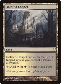 Isolated Chapel, Magic, Magic Modern Event Deck