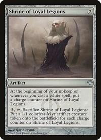 Shrine of Loyal Legions, Magic, Magic Modern Event Deck