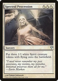 Spectral Procession, Magic, Magic Modern Event Deck