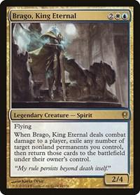 Brago, King Eternal, Magic: The Gathering, Conspiracy