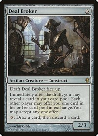 Deal Broker, Magic: The Gathering, Conspiracy