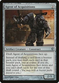 Agent of Acquisitions, Magic: The Gathering, Conspiracy