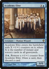 Academy Elite, Magic: The Gathering, Conspiracy