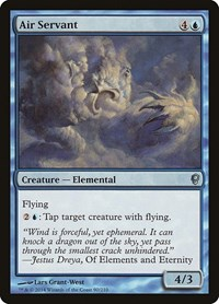Air Servant, Magic: The Gathering, Conspiracy