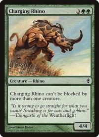 Charging Rhino, Magic: The Gathering, Conspiracy