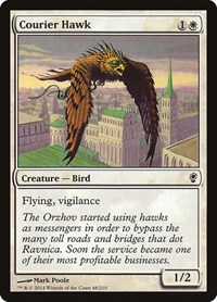 Courier Hawk, Magic: The Gathering, Conspiracy