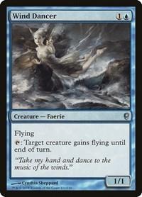 Wind Dancer, Magic, Conspiracy