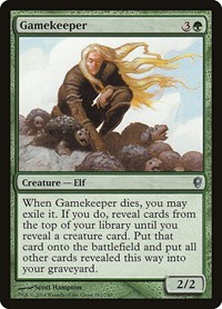 Gamekeeper, Magic: The Gathering, Conspiracy