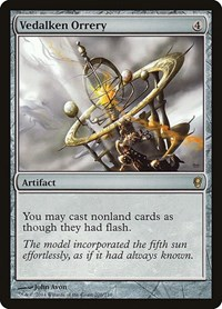 Vedalken Orrery, Magic: The Gathering, Conspiracy