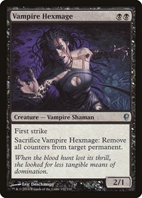 Vampire Hexmage, Magic: The Gathering, Conspiracy