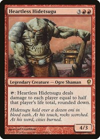 Heartless Hidetsugu, Magic: The Gathering, Conspiracy