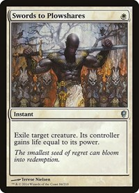 Swords to Plowshares (Foil)