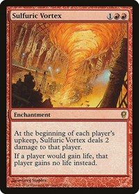 Sulfuric Vortex, Magic: The Gathering, Conspiracy