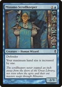 Minamo Scrollkeeper, Magic: The Gathering, Conspiracy