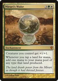 Mirari's Wake (Foil)
