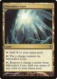 Mirrodin's Core, Magic, Conspiracy