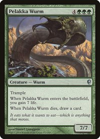 Pelakka Wurm, Magic: The Gathering, Conspiracy