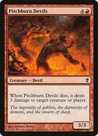 Pitchburn Devils, Magic: The Gathering, Conspiracy