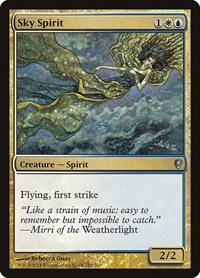Sky Spirit, Magic, Conspiracy