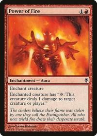 Power of Fire, Magic, Conspiracy
