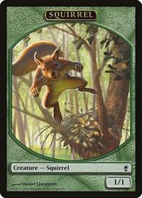 Squirrel Token, Magic: The Gathering, Conspiracy