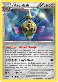 Aegislash, Pokemon, XY Base Set