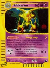Alakazam (H1), Pokemon, Skyridge