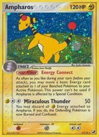 Ampharos, Pokemon, Unseen Forces