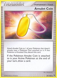 Amulet Coin, Pokemon, Great Encounters