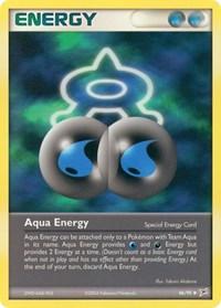 Aqua Energy, Pokemon, Team Magma vs Team Aqua
