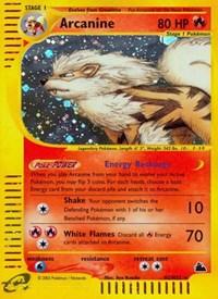 Arcanine (H2), Pokemon, Skyridge