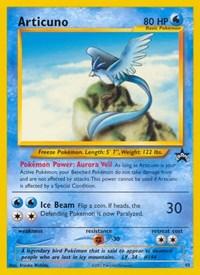 Articuno (48), Pokemon, WoTC Promo