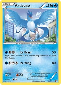 Articuno, Pokemon, Legendary Treasures