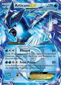 Articuno EX (Team Plasma), Pokemon, Plasma Storm