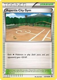 Aspertia City Gym, Pokemon, Boundaries Crossed